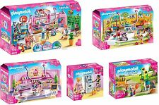 Playmobil New 2017 City Life Supermarket Set of 9078  9079 9080 9081 9082 NEW