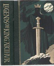 Legends of King Arthur by Richard Barber