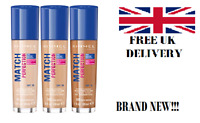 Rimmel Foundation Match Perfection - Choose Your Favourite Between 20 Shades