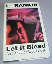 IAN RANKIN - LET IT BLEED - HB