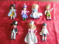 7 Madame Alexander Doll McDonald's Happy Meal