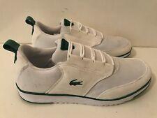 Lacoste Men Shoes White Size UK 9 (EU 43)