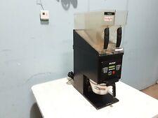 Bunn Mhk Blk H Duty Commercial Smart Dual Hopper Precission Coffee Grinder