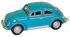 VW Beetle Verde Menta - 1:87/H0 Gauge-MODEL POWER (19171)