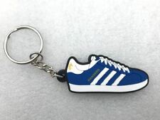 Adidas RANGERS Trainer Keychain Casual Ultras Away Days Glasgow Rangers Gers Pin