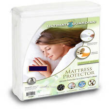 Ultimate Guardian, Lab Tested, 100% Bed Bug Proof Mattress Protector, wm9 m01