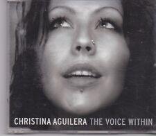 Christina Aguilera-The Voice Within cd maxi single