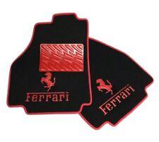 🇮🇹 Exclusive Design ⭐️⭐️⭐️⭐️⭐️ Car Mats fit 🏎 🏁 Ferrari 🏁🏎 458 Italia 🏆 ✅