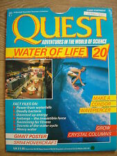 Quest - Adventures in the world of science - Activities from pack # 20