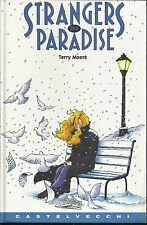 STRANGERS in PARADISE vol. 1 ed. CASTELVECCHI