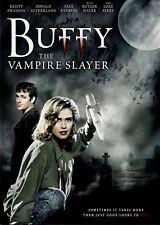 NEW DVD  - BUFFY THE VAMPIRE SLAYER - Kristy Swanson, Donald Sutherland,