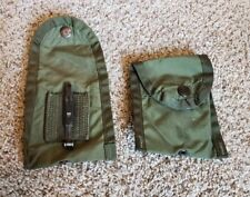 USGI LC-1 Nylon First Aid Compass Pouch OD Olive Drab Case with ALICE clip