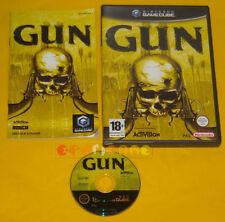 GUN GameCube Versione Ufficiale Italiana »»»»» COMPLETO
