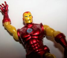 Classic Iron Man Armor The Avengers Marvel Universe Action Figure 3.75""