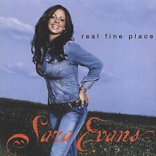 Real Fine Place Evans, Sara Audio CD