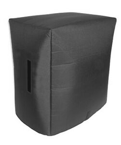 Amplified Nation Dumble Style 2x12 Cabinet Cover - Black,Tuki (ampn002p)
