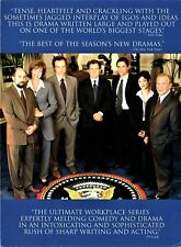 The West Wing - The Complete First Season (DVD, 2003, 4-Disc Set, Digi-Pack)