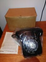 Vintage Automatic Electric Monophone Black Rotary Dial