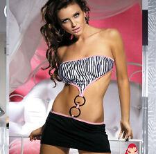 Designer Abendkleid Go Go Girl Kleid - Clubwear - Sexy Party Minikleid Dress S M