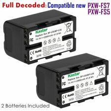 BP-U30 Battery for Sony PMW-160 PMW-200 PMW-300 PMW-EX1 PMW-EX1R PMW-EX3 PXW-FS5