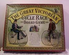 The Great Victorian Cycle Race Board Game SEALED England Master Herbalist Ltd.