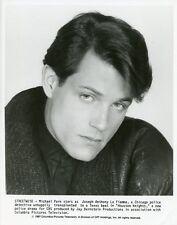 MICHAEL PARE HUNKY PORTRAIT HOUSTON KNIGHTS ORIGINAL 1987 CBS TV PHOTO