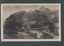 Langdale Pikes.  G. P. Abraham.  vintage   unused  postcard  za16