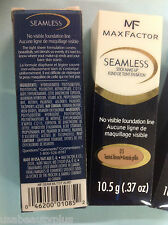 ( LOT OF 3 ) Max Factor Seamless Stick Makeup TOASTED ALMOND #05.