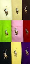 RL Mens Multi Colour Pony Classic-Fit Polo T