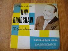 TINY BRADSHAW Great composer Danish reissue LP