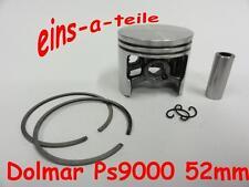 Kolben passend für Dolmar PS9000 52mm NEU Top Qualität