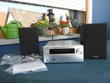 Pioneer x-hm36d-s Musik HiFi Kompaktanlage Super Zustand