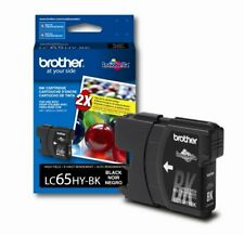 GENUINE Brother LC65 Black Ink Cartridge MFC-5890CN MFC-6490CW MFC-6980DW