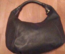 Micheal Kors Olive Green Soft Pebble Leather TZ HOBO Shoulder Bag/Purse
