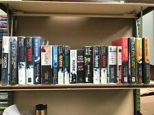 Robert Ludlum's: job lot box collection of 20 adult fiction books