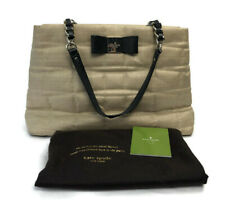 Kate Spade Veranda Place Maryanne Bag Cashew Raffia Purse