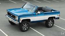 1973 Chevrolet Blazer Cheyenne