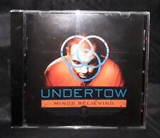 Undertow - Minds Believing - CD - Australia