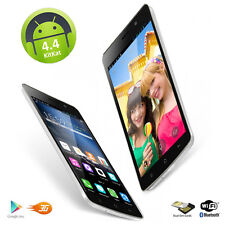 "V19 Unlocked Duo Core 5.5"" Android 4.4 Duo Sim 3G Smart Phone AT&T Straighttalk"