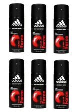 Adidas Team Force Cologne by Adidas 4.0 OZ (Lot of 6)