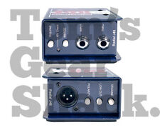 Radial Engineering J48 MK2 48V Phantom Power Active Direct Box - NEW IN BOX!