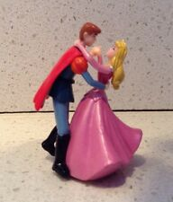Disney Sleeping Beauty Magnetic Figure Only Music Box Princess Aurora Dance New