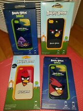 Angry Birds Phone Cases For iPhone 4 Or 4S, price for ALL 4