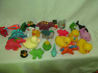 Fisher Price Bathtime Toys Mixed Lot Bath Toy