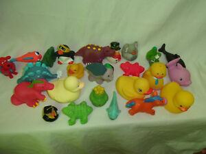 Fisher Price Bathtime Toys Mixed Lot Bath Toy
