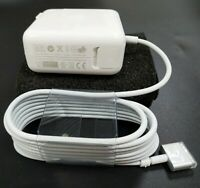 """New 45W MagSafe 2 Power Charger Adapter For MacBook Air 11''13""""A1465 A1436 T-Tip"""