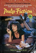 "PULP FICTION - MOVIE POSTER / PRINT (UMA ON BED) (SIZE: 27"" X 40"")"