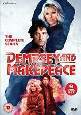 Dempsey and Makepeace: The Complete Series [DVD][Region 2]