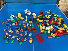Großes Set Lego Duplo Figur Kuh Bauernhof Zoo Haus Bausteine + 2,0 kg Nr. 26