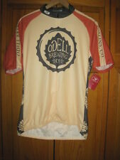 O'Dell Brewing Co. IPA beer cycling jersey men's L NWT Colorado